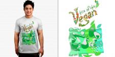 Иллюстрация и дизайн футболки