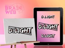 Логотип Dj D.Light