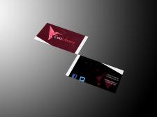 Дизайн візиток | Плоский дизайн