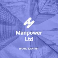 Manpower Ltd   Brand materials   Logo