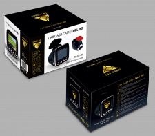 Упаковка для видеорегистратора