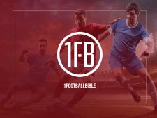 Лого для футбольного магазина