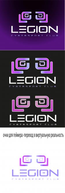 "Редизайн логотипа  ""LEGION"""