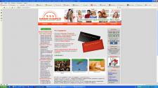 Ведение сайта магазина подарков-приключений