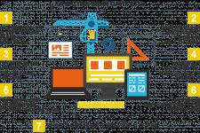 Графический веб-контент для сайта WEBCENTER