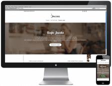 Ре-дизайн сайта продажи кофе