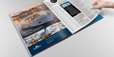 Gals Motors, рекламный блок для журнала