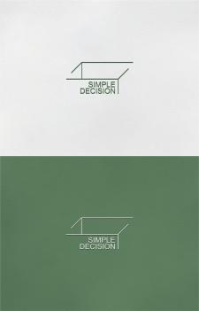 """SIMPLE DECISION"" Логотип"