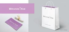 BrandiKo | Логотип для интернет-магазина бижутерии