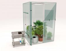 Комната-увлажнитель для комнатных растений.