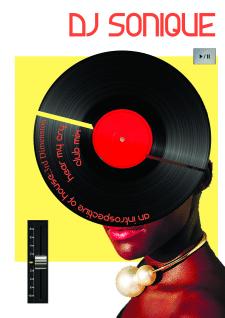 Постер на тему «музыка»