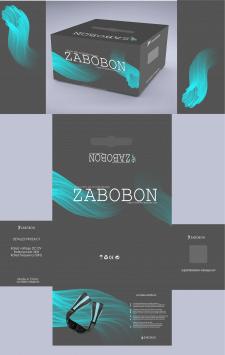 Дизайн упаковки массажеров