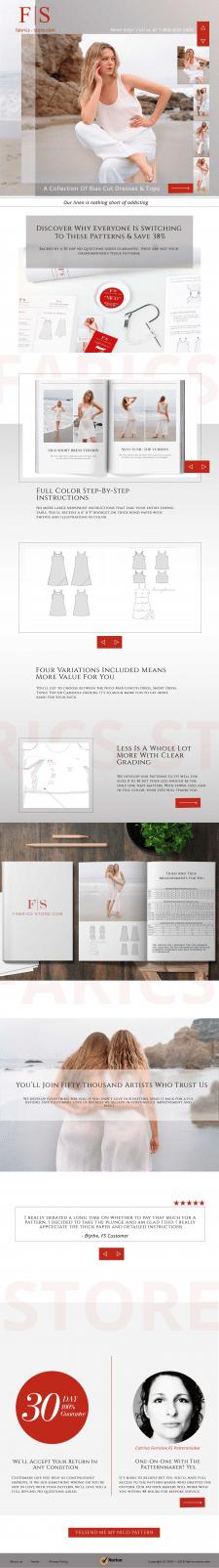 Lending Fabrics-store.com