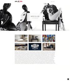 Шоурум элитной мебели и сантехники
