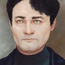 Портрет русского актера