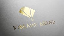 Логотип для демонстрации ювелирной продукции