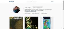 Продвижение научного иллюстратора в Instagram