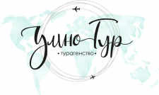 Логотип для турагенства УмноТур