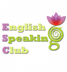 "Логотип ""English Speaking Club"""