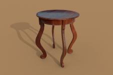 render 3d модели стола