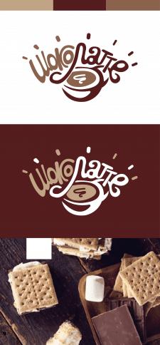 Конкурсная работа. Логотип для кофейни Шоколатте