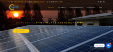 Solar Center -- wordpress site
