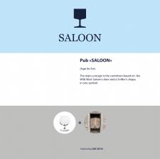 Pub «Saloon»