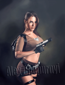 Lara Croft, Лара Крофт