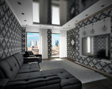 Дизайн интерьера общей комнаты