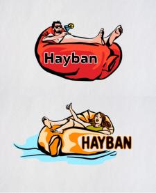 Надувные диваны логотип