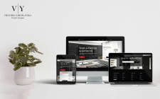 Дизайн и html/css верстка лендинга
