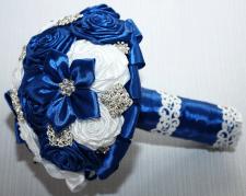 Букет невесты ручная работа