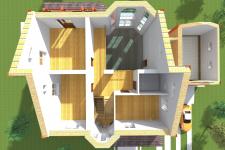 Индивидуальный дом, г. Хмельницкий Лезнево 1