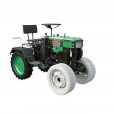 3D model Mototractor