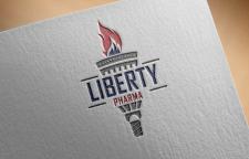 """Логотип страхової компанії """"Liberty"""""""
