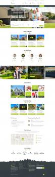 Дизайн сайта аренды жилья