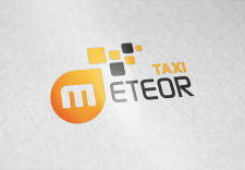 Логотип MeteorTaxi