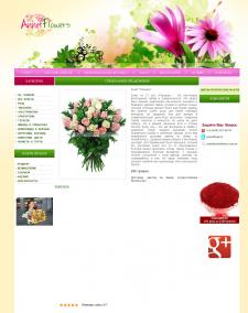 Описание для ИМ доставки цветов