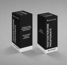 Дизайн упаковки для спортивной фармокологии