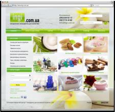 Разработка интернет-магазина для «INGI.com.ua»