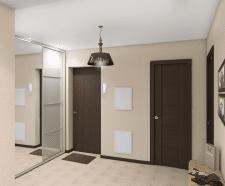 Квартира на Островского. Прихожая