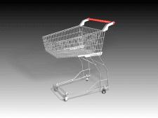 Тележка гипермаркета