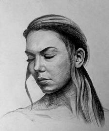 Портрет Анастасия Треплев, Настя Зарубина