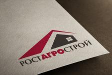 Логотип РостАгроСтрой
