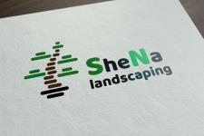 """Логотип """"Шена"""""""