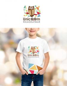 Разработка названия и слогана детского центра.