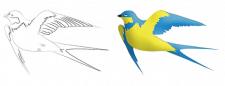 Логотип отрисовка