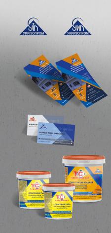 флер-визитка этикетка укризопром