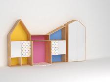 Дизайн і моделювання меблів для дитячої