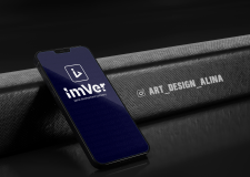Logo for the company ImVer Game